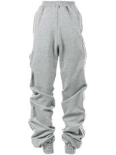 спортивные брюки в стиле оверсайз Y / Project