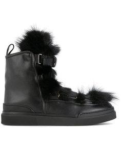 ботинки Apollonia Balmain