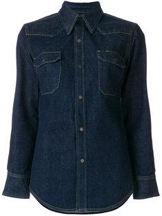 классическая джинсовая рубашка Calvin Klein 205W39nyc