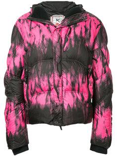 куртка-пуховик с капюшоном Kru