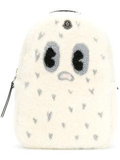 фактурный рюкзак с принтом character  Moncler