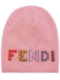 вязаная шапка Fun Fair Fendi