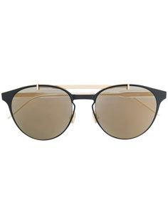солнцезащитные очки с металлической перекладиной Dior Eyewear