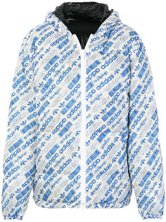 двусторонняя куртка-пуховик с логотипом Adidas Originals By Alexander Wang