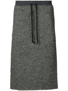юбка с эластичным поясом Undercover