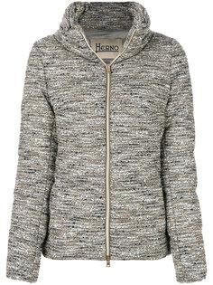 куртка-пуховик на молнии Herno