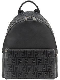 рюкзак с тиснением FF Fendi