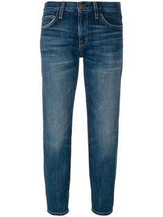 укороченные джинсы узкого кроя Current/Elliott