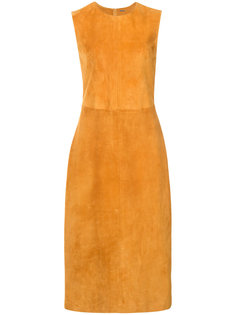 приталенное платье шифт Adam Lippes