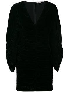 приталенное платье с V-образным вырезом Stella McCartney