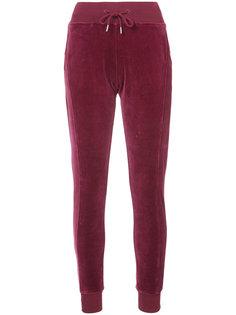 велюровые спортивные брюки Fenty X Puma