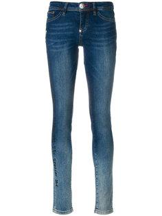 джинсы кроя скинни Philipp Plein