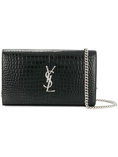 сумка с логотипом Saint Laurent