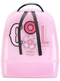 рюкзак с аппликациями Furla