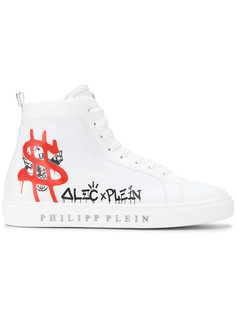 хайтопы Alec One Philipp Plein