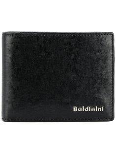 сафьяновый складной бумажник Baldinini