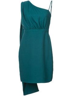 асимметричное платье с завышенной талией Likely