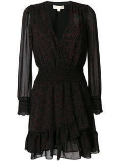 платье с принтом звезд Michael Michael Kors