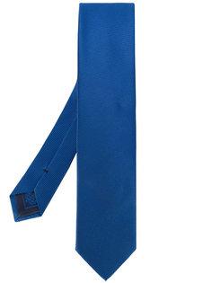 галстук с мелким принтом Brioni