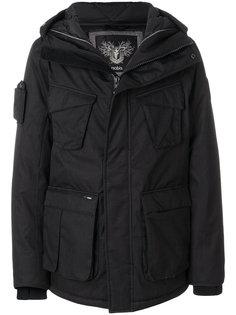 куртка-пуховик Nobis