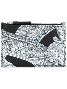 кошелек для монет Versace