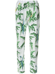 tropical print trousers Stella McCartney