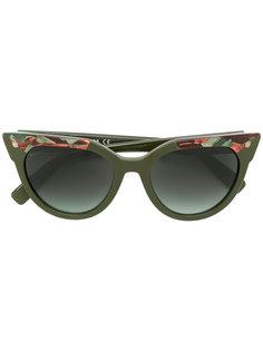 солнцезащитные очки в оправе кошачий глаз Dsquared2 Eyewear