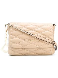 стеганая сумка через плечо  DKNY