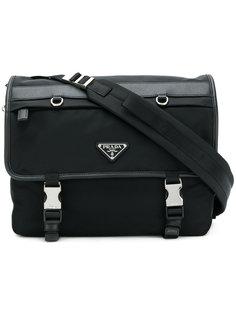 сумка-почтальонка Prada