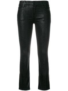 укороченные джинсы J Brand