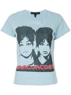 Sista Sista T-shirt Marc Jacobs