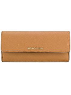 кошелек с откидным клапаном Michael Michael Kors