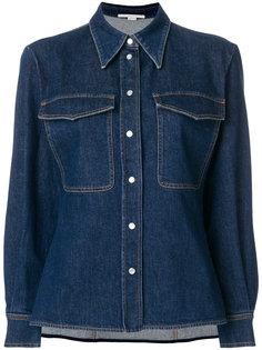 джинсовая рубашка Stella McCartney