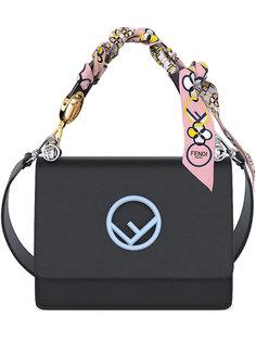 кастомизированная сумка Kan I Fendi