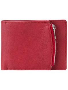 бумажник с отделением на молнии Maison Margiela