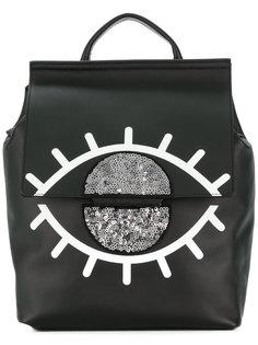 рюкзак Eye с пайетками Kendall+Kylie