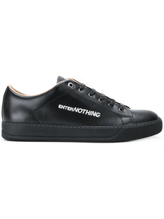 кроссовки Enter Nothing Lanvin