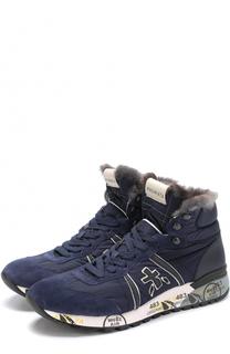 Высокие кроссовки Premiata
