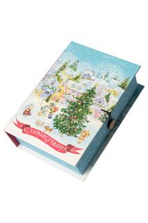 Коробка Новогодняя площадь MAGIC HOME