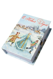 Коробка Зимние забавы MAGIC HOME