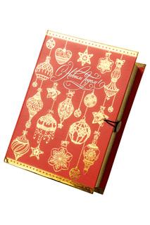 Коробка Золото на красном MAGIC HOME