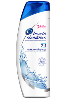 Шампунь HEAD&SHOULDERS, 400 мл Head & Shoulders