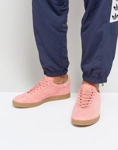 Розовые кроссовки adidas Originals Gazelle Decon CG3706 - Розовый