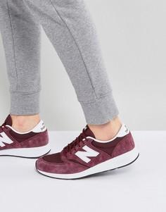 Красные кроссовки New Balance 420 Revlite MRL420SY - Красный
