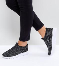 Кроссовки для широкой стопы ASOS VILLAGE - Серый