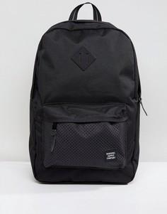 Рюкзак Herschel Supply Co Aspect Heritage 14.5л - Черный