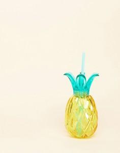 Стакан в форме ананаса Typo - Мульти