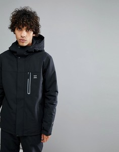 Черная куртка Billabong All Day Snow - Черный
