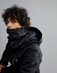 Теплая повязка на шею Billabong Akira - Черный