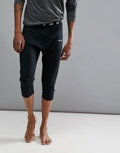 Черные брюки длиной 3/4 Armada Contra - Черный